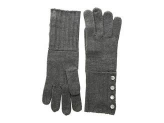 MICHAEL Michael Kors Rib Gloves