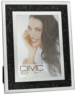 Big Living Diamond Crush Black Photo Frame