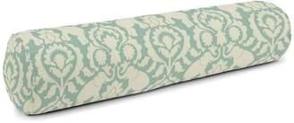 Loom Decor Bolster Pillow Cirque Du Scroll - Aqua Foam