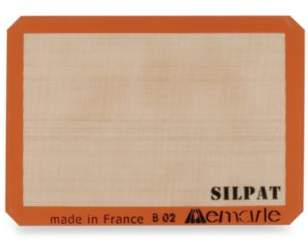 Silpat Nonstick 9-1/2-Inch x 14-3/8-Inch Silicone Baking Mat