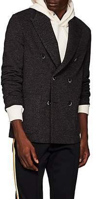 Barena Venezia Men's Cotton Double-Breasted Sportcoat - Navy