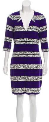 Diane von Furstenberg Reina Knit Dress