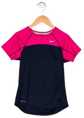 Nike Girls' Athletic Shirt