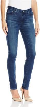 AG Adriano Goldschmied Women's Prima Mid Rise Cigarette Jean