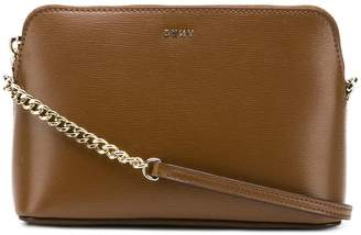 DKNY Saffiano leather cross-body bag