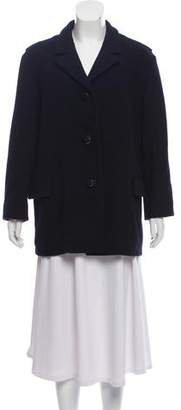 Marni Short Wool Coat