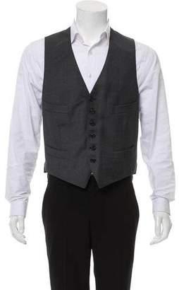 Tom Ford Wool Suit Vest