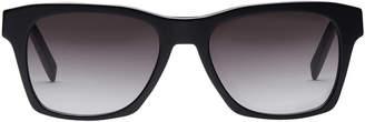 MCM Rectangular Logo Plaque Sunglasses