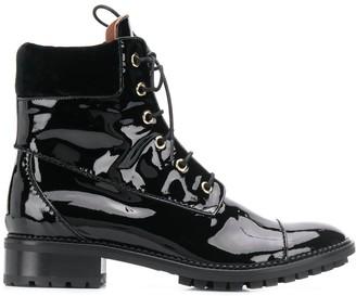 L'Autre Chose Stivaletto biker boots