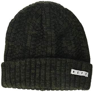 Neff Men's Impervious Slouchy Knit Beanie