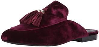 Kenneth Cole New York Women's Whinnie Slip Tassels Velvet Mule