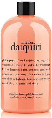 Philosophy melon daiquiri 3-in-1 shower gel