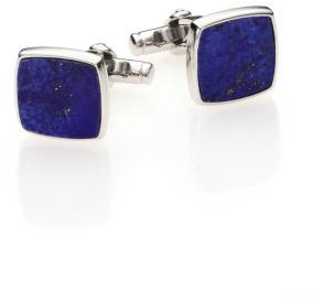 Alfred Dunhill dunhill Lapis Square Cuff Links
