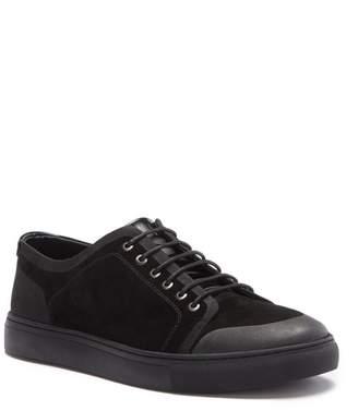 Badgley Mischka Garfield Suede & Leather Sneaker