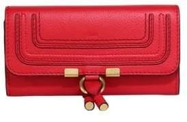Chloé Chloe Marcie Flap Continental Wallet