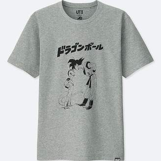 Uniqlo Jump 50th Short-sleeve Graphic T-Shirt (dragon Ball)