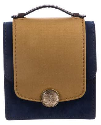 Marc Jacobs Tall Trouble Satchel Navy Tall Trouble Satchel
