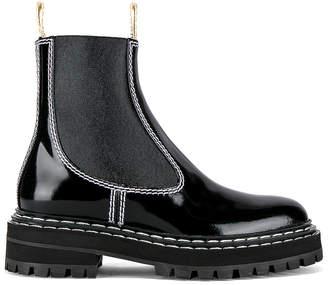 Proenza Schouler Ankle Boots in Black | FWRD