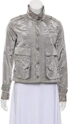 Neil Barrett Lightweight Button-Up Jacket