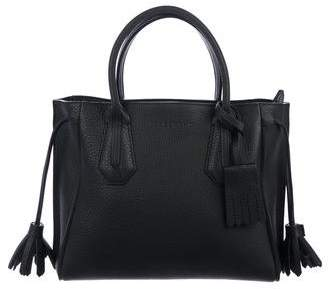 Longchamp Leather Penelope Tote