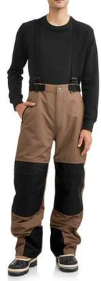 Iceberg Men's Insulated Convertible Suspender Ski Pant, up to size 3XL