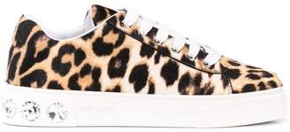 Miu Miu leopard print sneakers