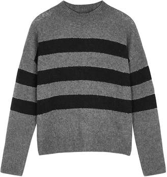 Rails Ellise Striped Cashmere-blend Jumper