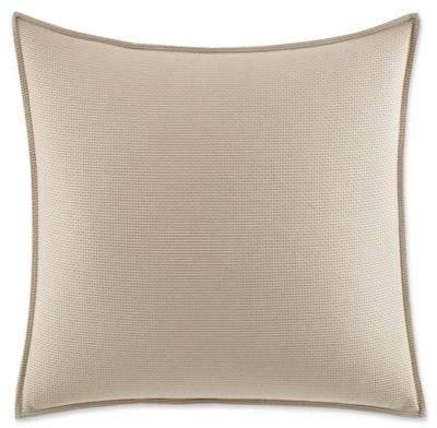 Shoreline European Pillow Sham in Light Brown