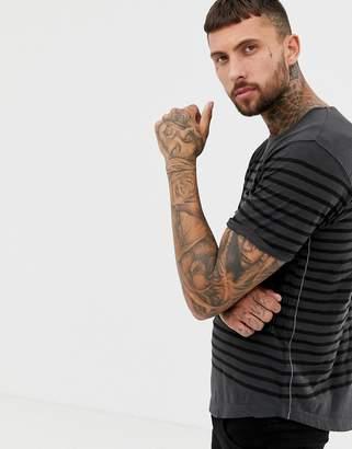 Ringspun striped t-shirt