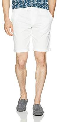 Armani Exchange A|X Men's Dobby Bermuda Short Pants