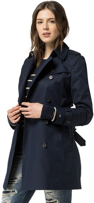 Heritage Trench Coat $275 thestylecure.com