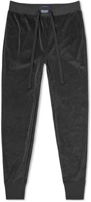 Polo Ralph Lauren Velour Sleepwear Sweat Pant