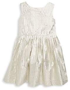 Bonpoint Toddler's, Little Girl's& Girl's Gingham-Print A-Line Dress