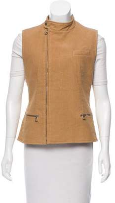 Hermes Zip-Up Vest