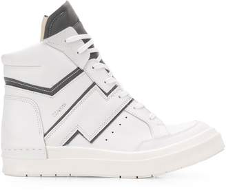 Cinzia Araia Skin high-top sneakers