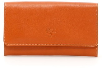 Il Bisonte Flap Wallet