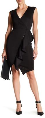 Rachel Rachel Roy Ruffled Zip Front Dress $139 thestylecure.com
