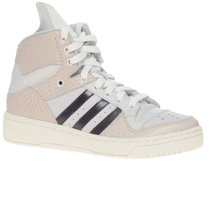 Adidas Originals Attitude High Top Trainers