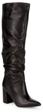 Steve Madden Norie Leather Boots