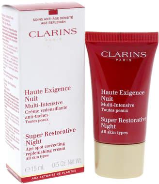 Clarins Super Restorative Night 0.5 Oz
