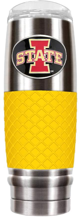 NCAA Iowa State Cyclones 30-Ounce Reserve Stainless Steel Tumbler