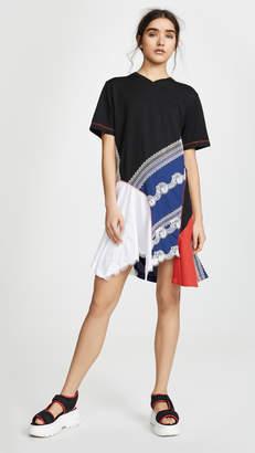 Koché T-shirt Dress