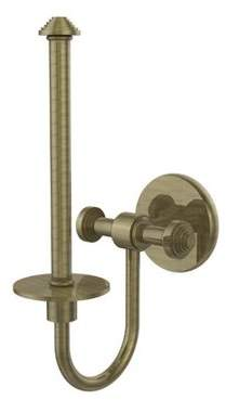 South Beach Allied Brass Southbeach Collection Upright Toilet Tissue Holder (Build to Order)