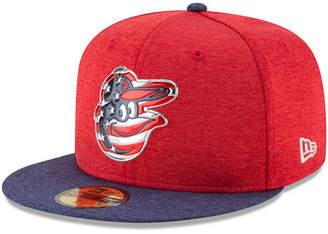 New Era Boys' Baltimore Orioles Stars & Stripes 59FIFTY Cap