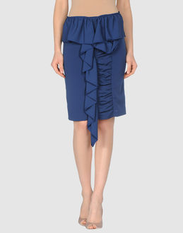 Holly's HOLLY Knee length skirts