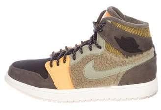 Nike Suede High-Top Sneakers