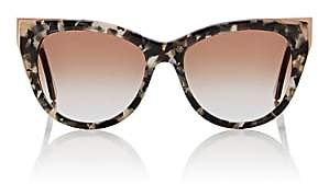 Thierry Lasry WOMEN'S EPIPHANY SUNGLASSES-GREY TORT, ROSE GOLD