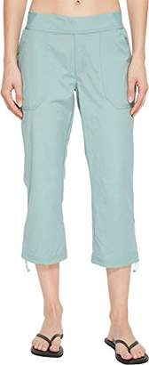 Columbia Women's Walkabout Plus Size Capri