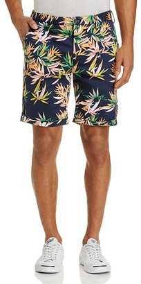 Scotch & Soda Floral Print Shorts $115 thestylecure.com
