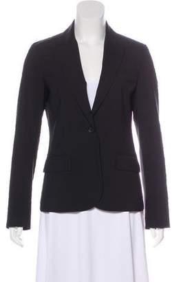 Theory Peak Lapel Dress Blazer